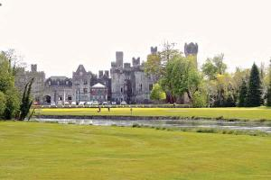 Castle: Even though Ashford Castle in Cong, Co. Mayo, was recently sold, the tradition of excellence there continues. (Judy Enright photo)