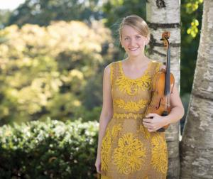 Boston College's Gaelic Roots series welcomes local performer Katie McNally on January 26.