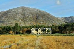 Lovely Lough Inagh Lodge Hotel in Recess, Connemara, was cited in Georgina Campbell's annual awards as Pet-Friendly Hotel of the year.