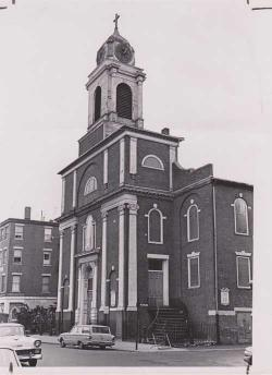 St. Stephen Church, circa 1960