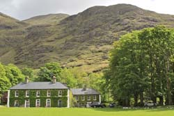 Delphi Lodge in Co. Galway. Photo by Judy Enright