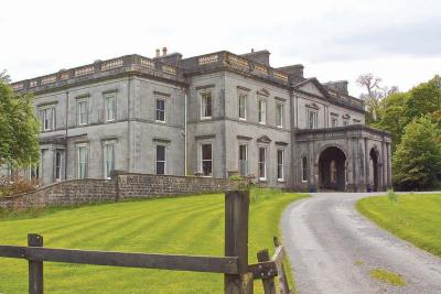 Temple House: Temple House in Ballymote, Co. Sligo, was awarded best Country House Breakfast for 2016