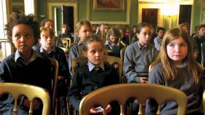 A scene from In Loco Parentis; a documentary that turns its lens on the Headfirst preparatory school in Kells, Co Meath.