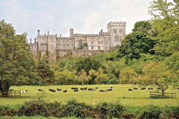 Lismore: Lovely Lismore Castle in Co. Waterford