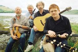 The Tannahill Weavers, along with Massachusetts duo Elizabeth and Ben Anderson, will mark the return of the notloB Music series this month in its new location in Harvard.