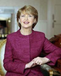Former President Mary McAleese: Will be Visiting Scholar in Irish Studies at BC