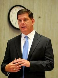 Mayor Martin Walsh: Will visit Ireland for 10 days in September.